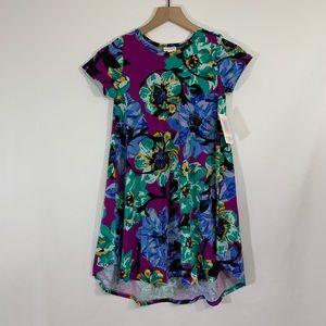 NWT Lularoe Scarlett Dress Girls size 10